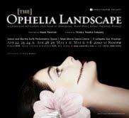 Ophelia Landscape postcard